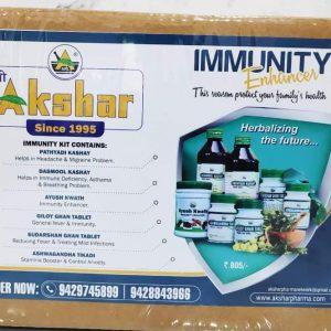 Akshar Immunity Enhancer Kit